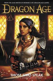 Dragon Age HC Vol 02 Those Who Speak -- DEC130153