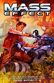 Mass Effect TPB Vol 02 Evolution -- DEC130162