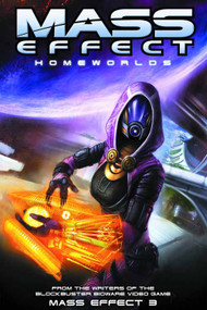 Mass Effect TPB Vol 04 Homeworlds -- DEC130164