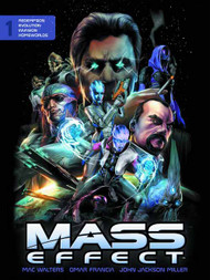 Mass Effect Library Edition HC Vol 01 -- DEC130165