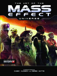 Art Of The Mass Effect Universe HC -- DEC130166