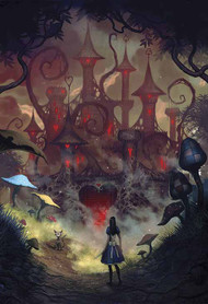 Art Of Alice Madness Returns HC -- DEC130176