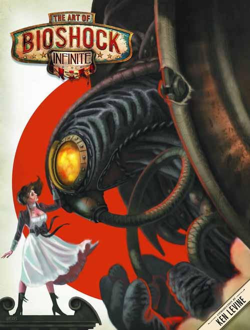 Art Of Bioshock Infinite HC -- DEC130177