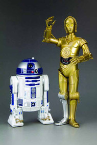 Star Wars C-3PO & R2-D2 ARTFX+ Statue 2-Pack -- APR121844