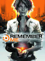 Art Of Remember Me HC -- DEC130178