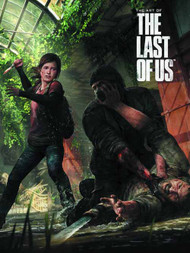 Art Of The Last Of Us HC -- DEC130179