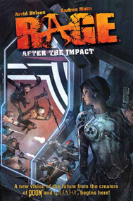 Rage After The Impact TPB -- DEC130184