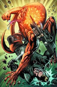 Forever Evil Argus #5 (of 6) -- DEC130208