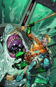 Aquaman #28 -- DEC130220