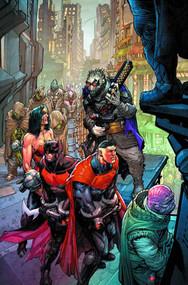 Justice League 3000 #3 -- Dark Knight -- DEC130226