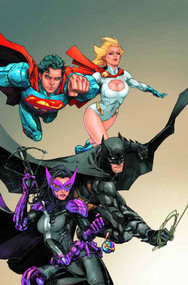 Batman Superman #8 -- Dark Knight -- DEC130229