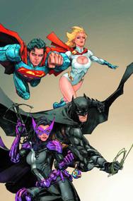 Batman Superman #8 Combo Pack -- Dark Knight -- DEC130231