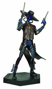 Star Wars Clone Wars Cad Bane Maquette Gentle Giant -- AUG101651