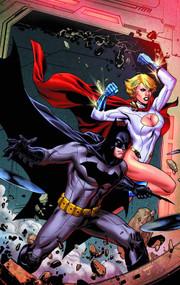 Worlds Finest #20 -- Dark Knight -- DEC130232