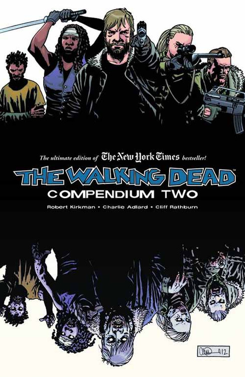 Walking Dead Compendium TP Volume 02 -- AUG120496