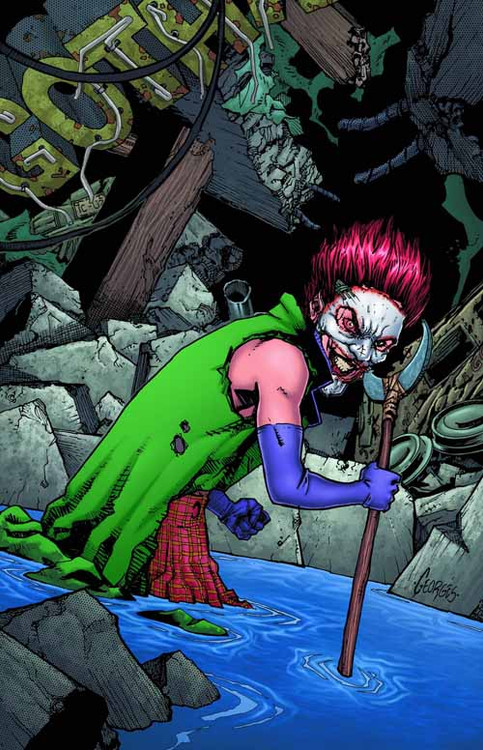 Batman Jokers Daughter #1 -- Dark Knight -- DEC130265