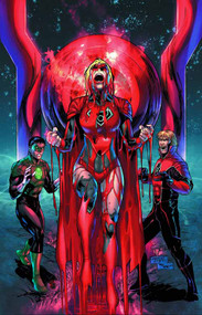 Green Lantern Red Lanterns #28 Combo Pack -- DEC130273