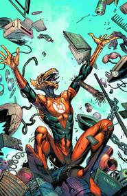 Larfleeze #8 -- Green Lantern -- DEC130278