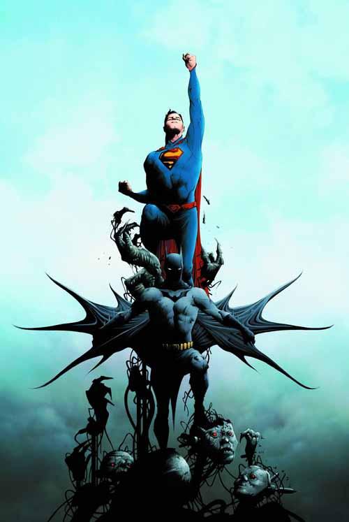 Batman Superman HC Vol 01 Cross World (n52) -- Dark Knight -- DEC130296