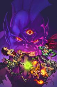 Justice League HC Vol 04 The Grid (n52) -- Batman Superman -- DEC130297