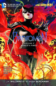 Batwoman TPB Vol 03 Worlds Finest (n52) -- DEC130300