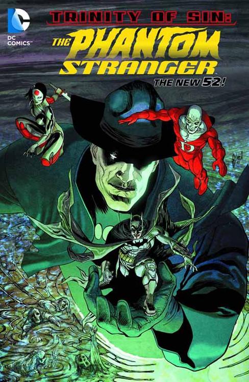 Phantom Stranger TPB Vol 02 Breach Of Faith (n52) -- DEC130304