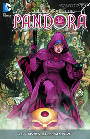 Trinity Of Sin Pandora TPB Vol 01 The Curse (n52) -- DEC130305