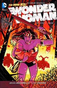 Wonder Woman TPB Vol 03 Iron (n52) -- DEC130308
