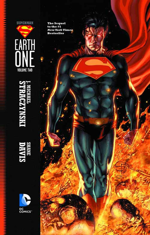Superman Earth One TPB Vol 02 -- DEC130312