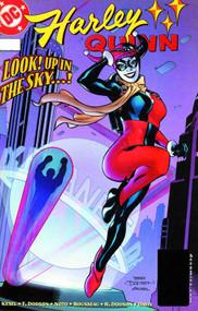 Harley Quinn Welcome To Metropolis TPB -- DEC130313
