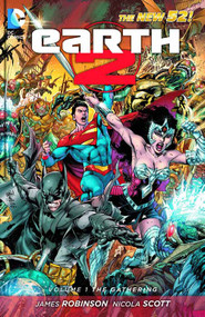 Earth 2 HC Vol 01 The Gathering (n52) -- DEC130317