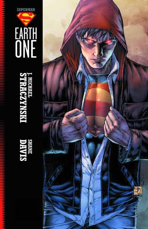 Superman Earth One TPB Vol 01 -- DEC130320