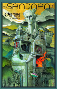 Sandman Overture #2 (of 6) Cover A (Mature Readers) -- DEC130330