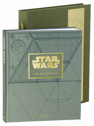 Star Wars The Blueprints Deluxe Slipcased Edition -- AUG121545