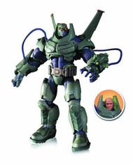 DC Comics Super Villains Armored Lex Luthor Deluxe Figure -- DEC130366