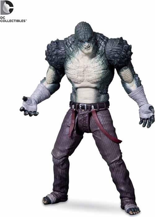 Batman Arkham Origins Series 2 Killer Croc Deluxe Figure -- DEC130368