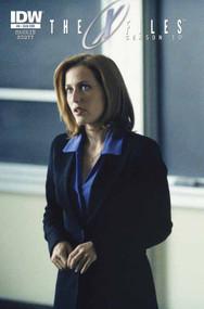 X-Files Season 10 #9 Subscription Variant -- DEC130379