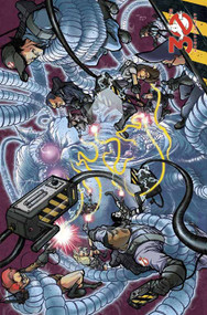 Ghostbusters #13 Subscription Variant -- DEC130382