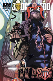 Judge Dredd #16 Subscription Variant -- DEC130392