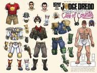 Judge Dredd Mega City Two #2 (of 5) Subscription Variant -- DEC130394