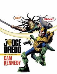 Judge Dredd Cam Kennedy Collection HC Vol 02 -- DEC130396