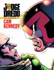 Judge Dredd Cam Kennedy Collection HC Vol 01 -- DEC130397