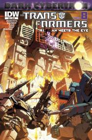 Transformers More Than Meets Eye #26 Subscription Variant -- DEC130402