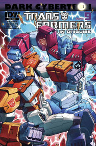 Transformers Robots In Disguise #26 Subscription Variant -- DEC130405