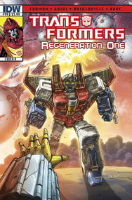 Transformers Regeneration One #99 -- DEC130407