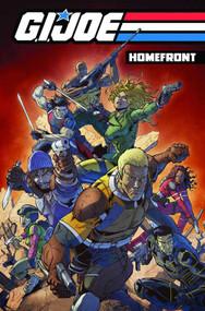 GI Joe TPB Vol 01 Homefront -- DEC130416