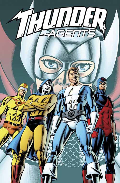 Thunder Agents Ongoing TPB Vol 01 -- DEC130419