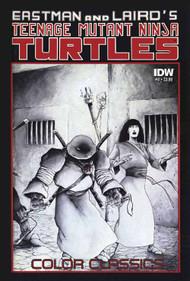 Teenage Mutant Ninja Turtles Color Classics Series 2 #4 -- DEC130424