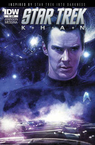 Star Trek Khan #5 (of 5) -- DEC130431