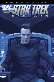 Star Trek Khan #5 (of 5) Subscription Variant -- DEC130432